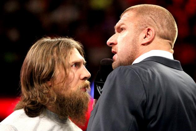 Daniel Bryan vs. Triple H Should Be WrestleMania 30's Semi-Main Event