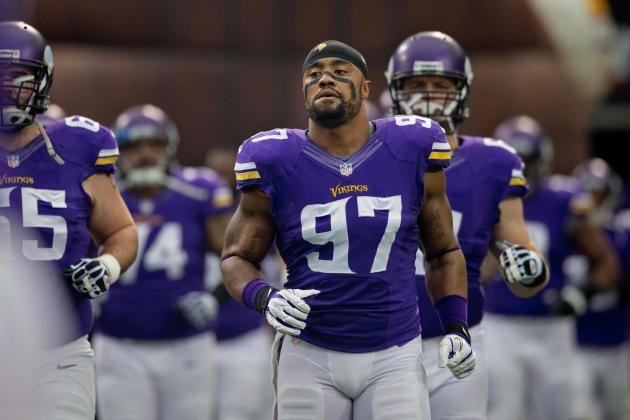 Minnesota Vikings Can't Let Free Agent DE Everson Griffen Get Away