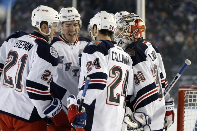 Are the New York Rangers 2014 Stanley Cup Contenders?