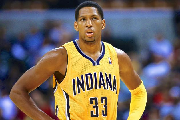 Danny Granger Officially Signs with Los Angeles Clippers