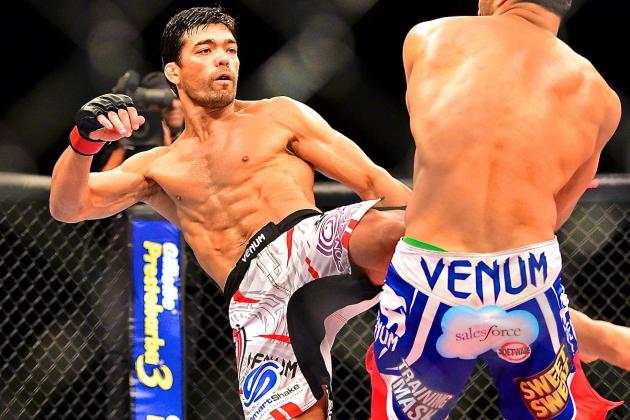 UFC 173: Lyoto Machida Faces Chris Weidman After Belfort Withdraws