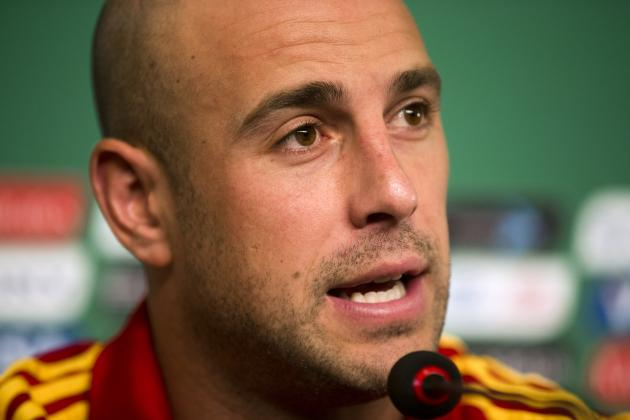 Liverpool Transfer News: Pepe Reina's Letter Ended Career, Says Brendan Rodgers