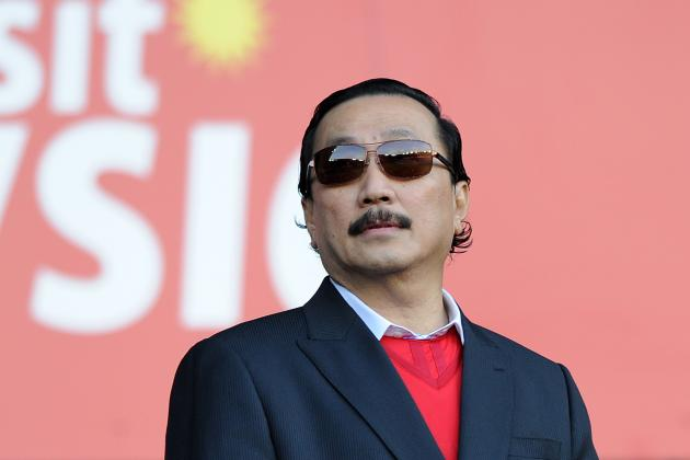 Cardiff Owner Vincent Tan Accuses British Media of Racism Toward Him