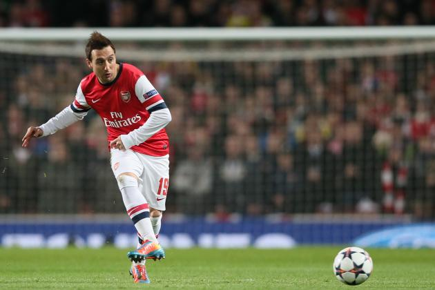 Santi Cazorla, Per Mertesacker, Tomas Rosicky Arsenal Contracts Reportedly Done