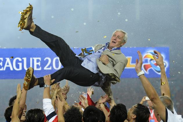 New Marcello Lippi Contract Major Coup for 'Superclub' Guangzhou Evergrande