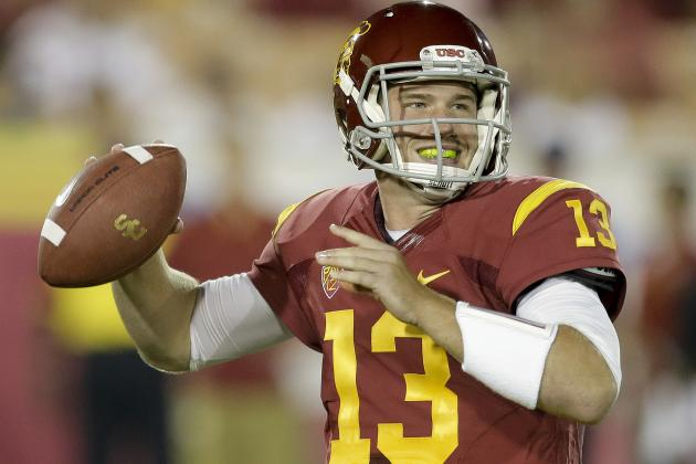 USC Football: Will Trojan Fans Wish Max Wittek Stayed?
