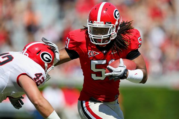 Georgia Football: Why Ramik Wilson Will Win SEC Defensive Player of the Year