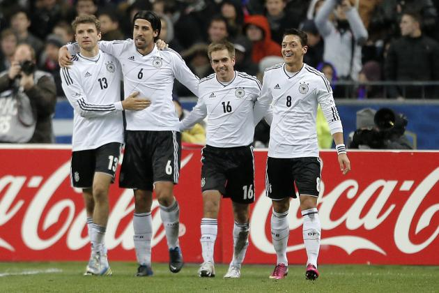 Germany World Cup Roster 2014: Full 26-Man Squad and Starting 11 Projections