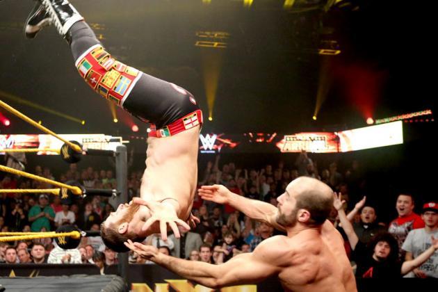 WWE Programming's Best Match for Week of Feb. 21
