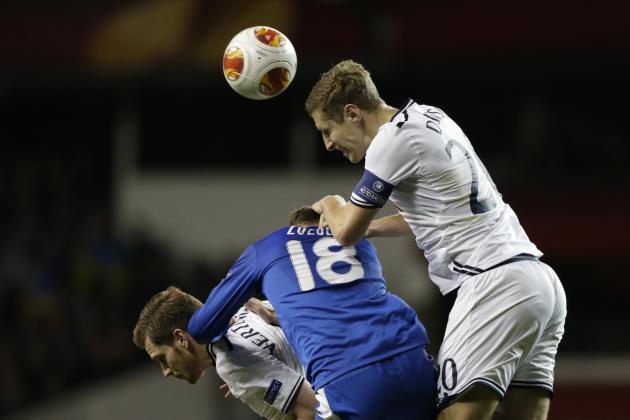 Tottenham Hotspur: Defending Spurs Captain Michael Dawson