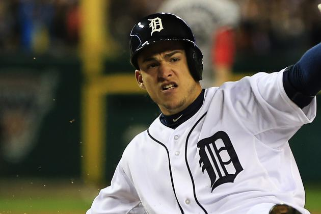 Jose Iglesias to Miss About a Week Due to Shin Injury