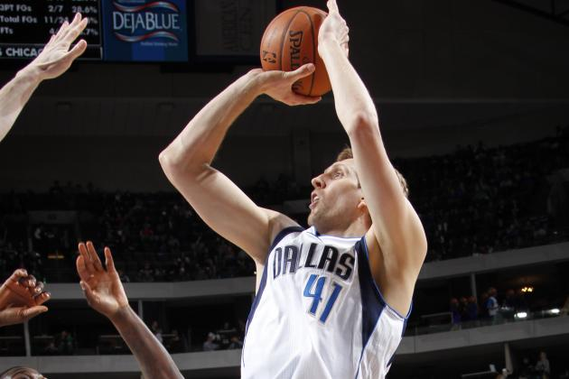 Opening Tip: Best Shooting Season for Dirk?