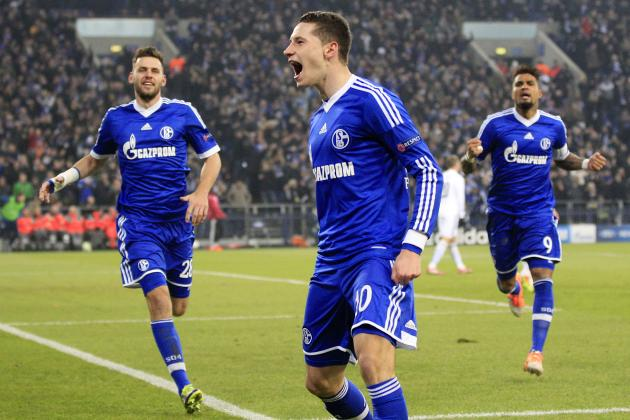Would Schalke's Julian Draxler Improve Bayern Munich?