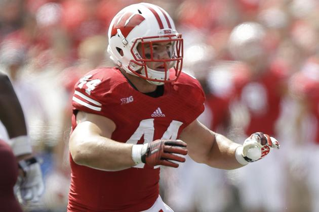Is Chris Borland answer for Green Bay Packers at inside linebacker?