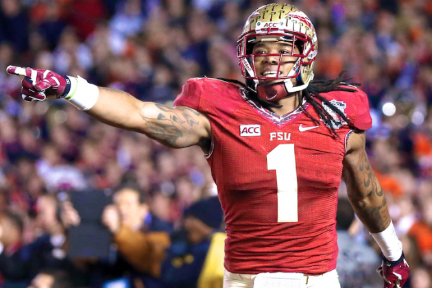Breaking Down Florida State WR Kelvin Benjamin
