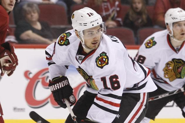 Chicago Blackhawks: Time to Give Marcus Kruger His Shot on the Second Line