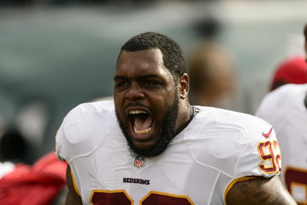 Chris Baker Has Breakout Potential for Washington Redskins in 2014