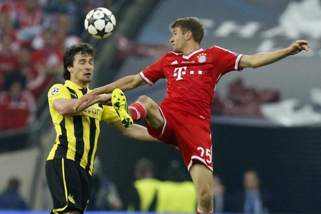 Barcelona Transfer Rumours: Thomas Muller and Mats Hummels Targeted