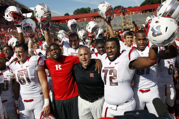 The Impact Rutgers' New Mobile App Will Have on College Football Recruiting