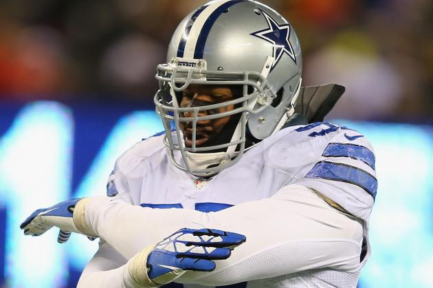 Eatman: Cowboys Not Closing Door on Re-Signing Hatcher