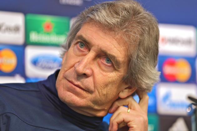 Manuel Pellegrini Suspended for 3 Matches by UEFA, Misses Barcelona Game