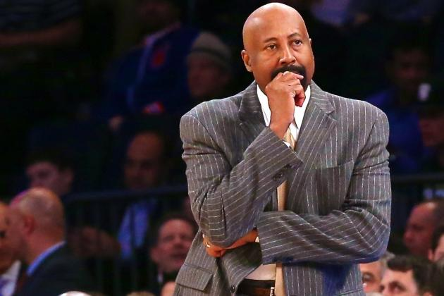 New York Knicks Have Officially Checked Out on Mike Woodson