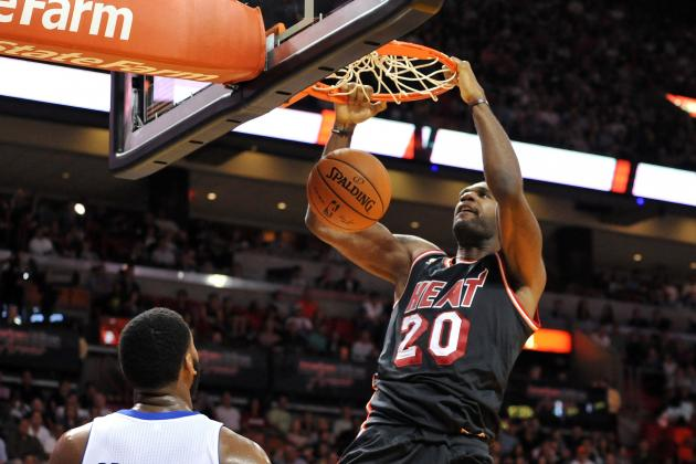 Greg Oden Signing Proving to Be Right Call for Miami Heat