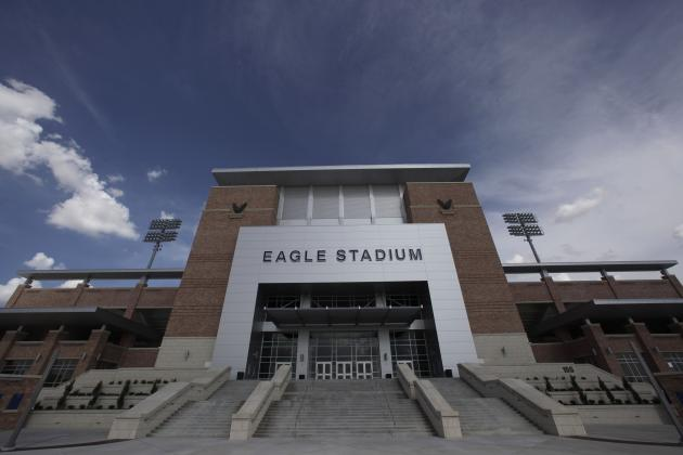 $60 Million High School Football Stadium Closed After Cracks Found in Concrete