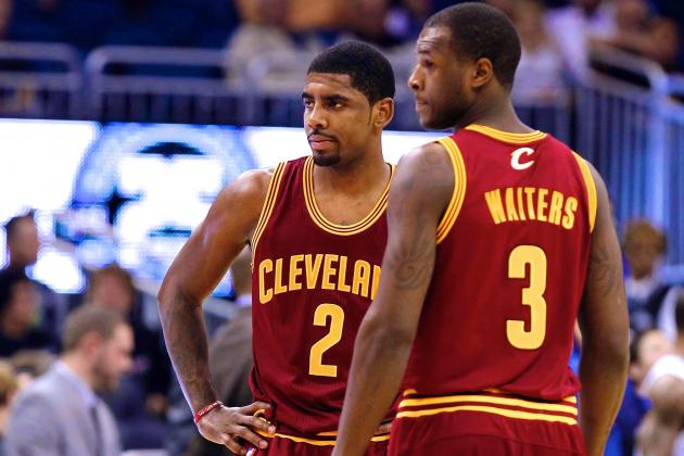 Can Kyrie Irving and Dion Waiters' Improving Relationship Last?