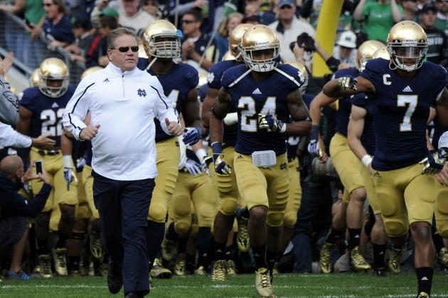 Notre Dame Football: 2014 Spring Checklist for Brian Kelly, Fighting Irish