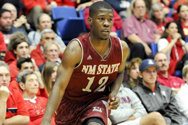 New Mexico State Suspends K.C. Ross-Miller for Role in Brawl vs. Utah Valley