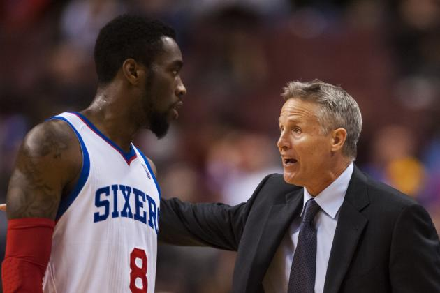 Philadelphia 76ers Coach Blasts Player: 'You've Been AAU'