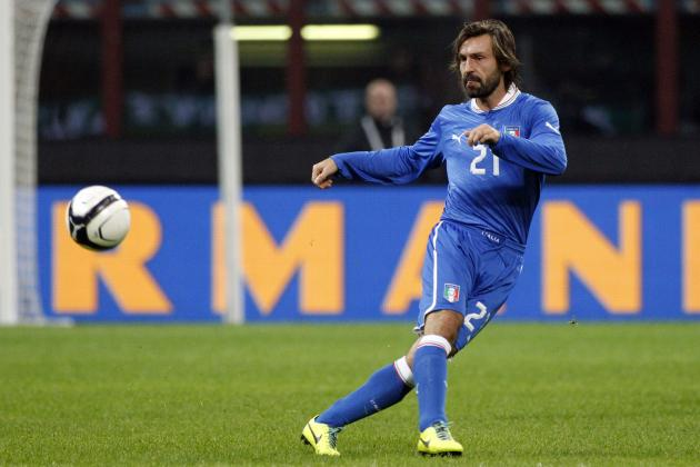 Italian National Team Will Wear Rainbow-Coloured Laces to Fight Homophobia