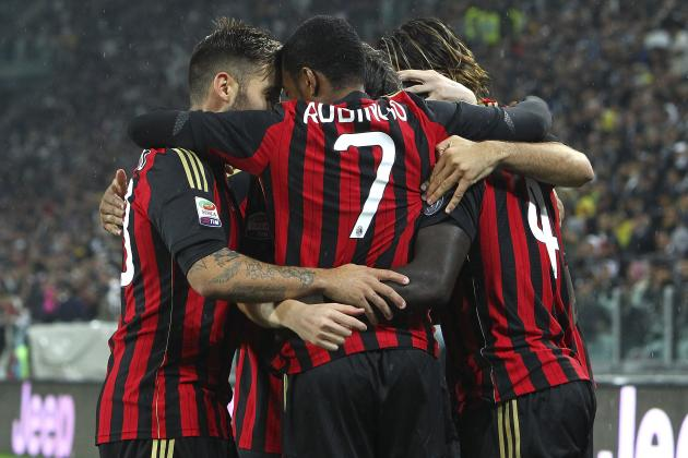 How AC Milan Will Line Up Against Juventus