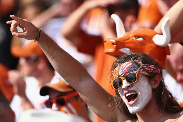 Texas Football: Fans React to Longhorns' Decision to Sell Beer During Games