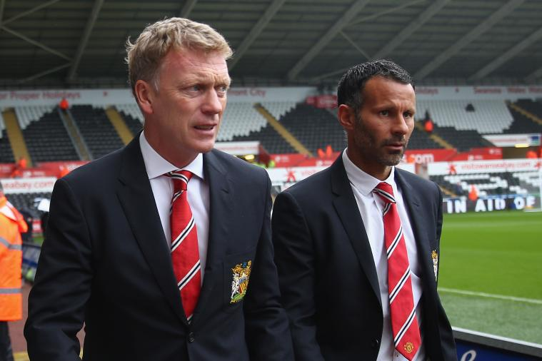 Ryan Giggs Should Take Over from Failing David Moyes at Manchester United