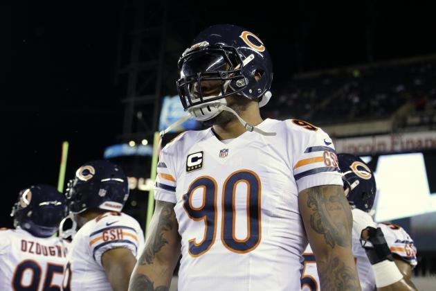 Breaking Down Bears' Salary-Cap Situation Heading into Free Agency