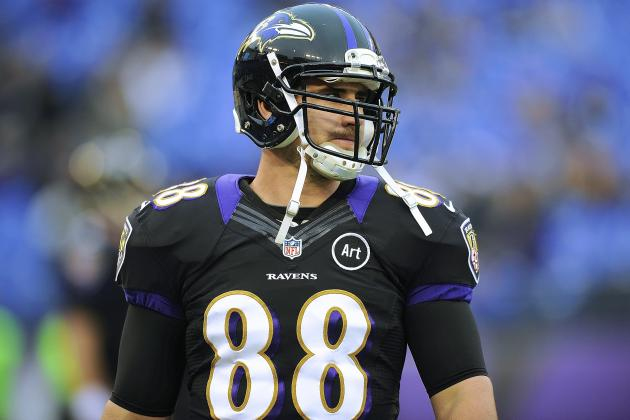 Dennis Pitta and Baltimore Ravens Agree on 5-Year Contract