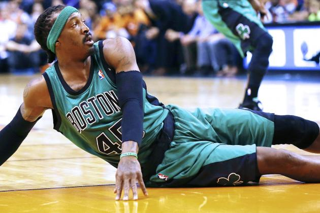 Gerald Wallace Injury: Updates on Celtics Forward's Meniscus and Recovery