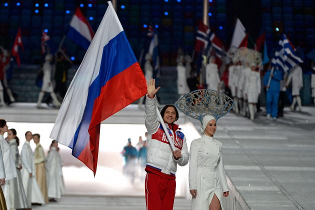 Russia Rewards Olympic Medalists with Pile of Cash, Mercedes
