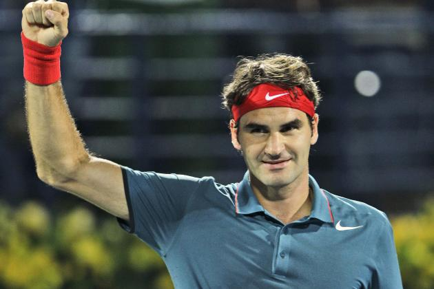 Federer vs Djokovic: Win in Dubai Shows Roger Federer Is Still a Top Contender