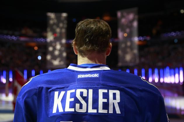 Kesler, Tanev Return to Lineup Tonight vs. Wild