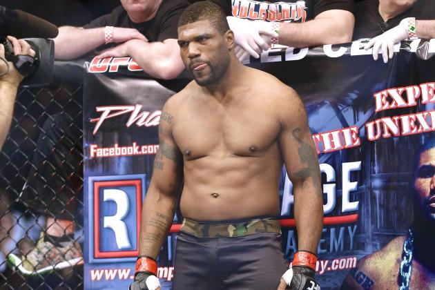 Bellator 110: Is It Time to Admit That Rampage Jackson Is Done?