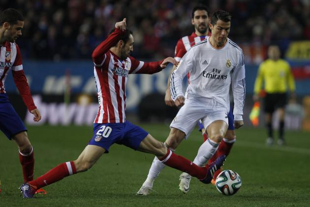 Atletico Madrid vs. Real Madrid: Prediction, Live Stream Info for Madrid Derby