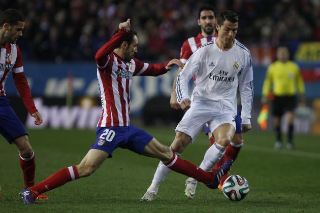 Atletico Madrid vs. Real Madrid: Prediction, Live Stream Info for Madrid Derby