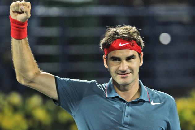 Roger Federer's Win over Novak Djokovic Means Nothing Without Dubai Title