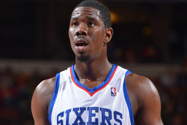 76ers Giving Henry Sims Extended Looks at Center