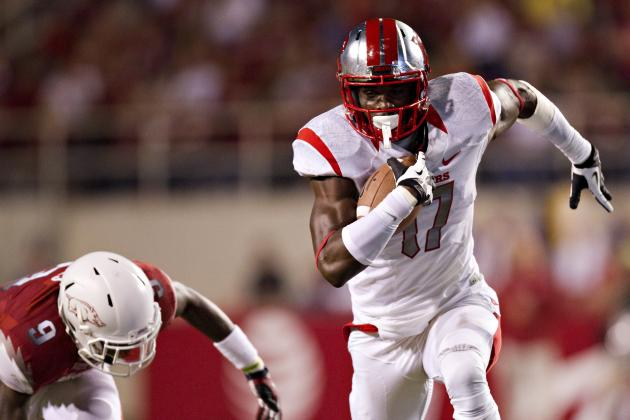 Why Brandon Coleman Is the Big WR Bargain of the 2014 NFL Draft