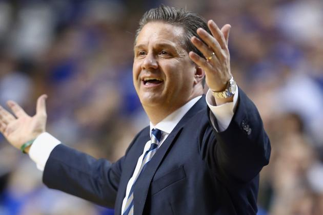 "John Calipari: ""We Had Two Guys That Gave Up on the Game"""
