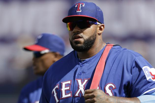 Morosi: Texas Rangers Prince Fielder Lineup Protector and Producer